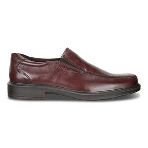 ECCO Leather Helsinki Comfort Loafers 8-8.5